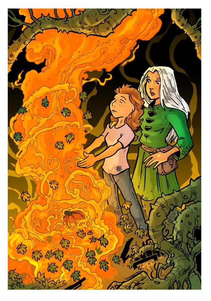 Laurel And Iris